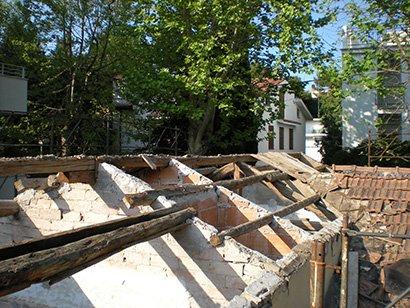 Ristrutturazioni tettoie