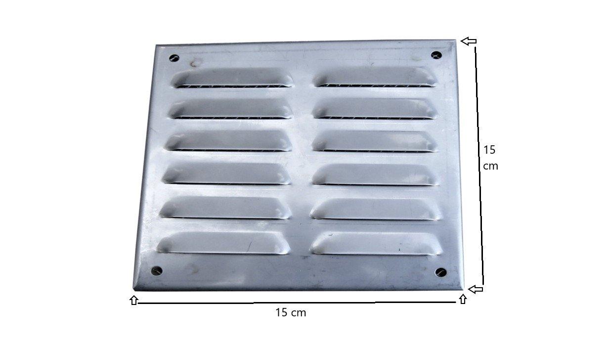 Griglia acciaio inox