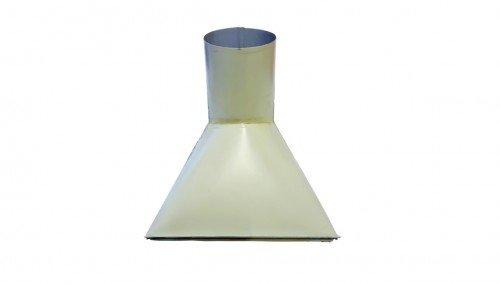 Spargiacqua per tubo pluviale